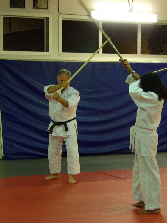 Les cours d'Aïkido