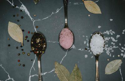 BLogmas : Idée cadeau : Sels aromatisés maison