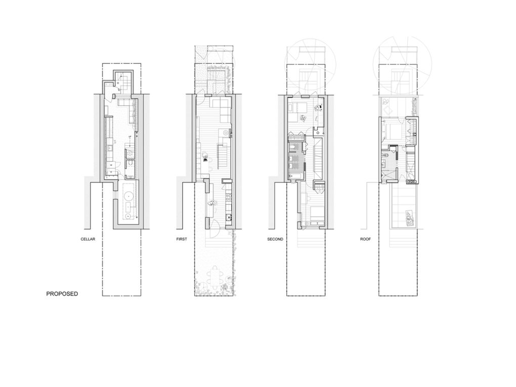 'LITTLE HOUSE, BIG CITY' PROJECT BY OA, OFFICE OF ARCHITECTURE IN BROOKLYN, NEW YORK