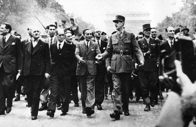 25 août 1944 : la revanche du Général !