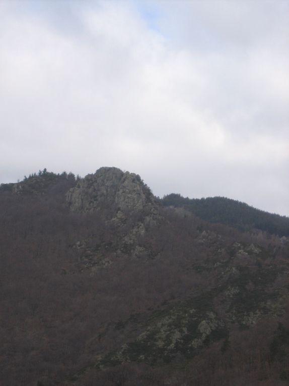 Reconnaissance du trail 2015