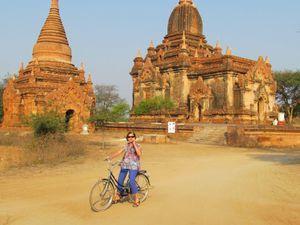 BAGAN (en vélo)