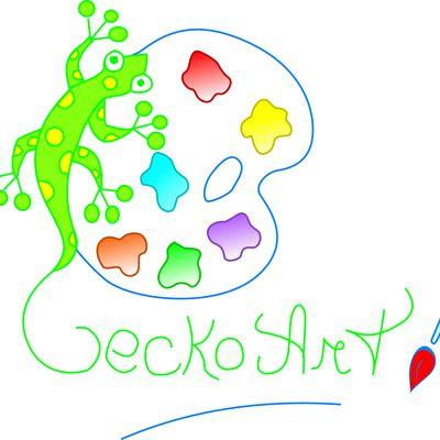 Gecko Art !