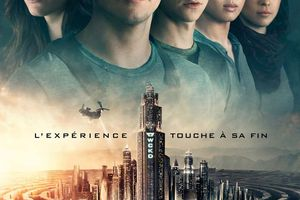 LE LABYRINTHE 3 : LE REMEDE MORTEL (Maze Runner: The Death Cure)