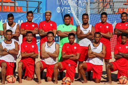 La Coupe du Monde de Beach Soccer 2021 est à suivre sur TNTV !
