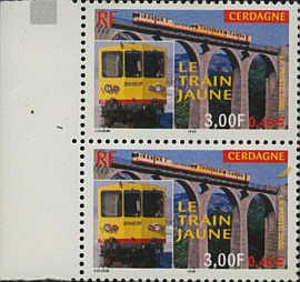 LE TRAIN JAUNE DE CERDAGNE