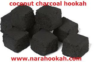 Advantages of natural coconut charcoal Hookah