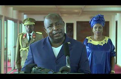 Ba Prezida b'u Burundi na Uganda basanze hari umubanyi kidobya ubaciyemo : Ijambo Nyenicubahiro Umukuru w'Igihugu yashikirije igihe yaganuka ava mu rugendo mu gihugu ca Uganda