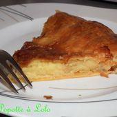 Galette des Rois à la crème pâtissière et amande (thermomix) - La popotte à lolo