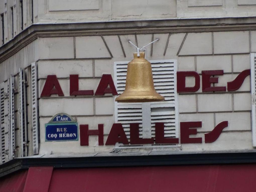 Elégants passages couverts parisiens - 1