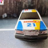 MERCEDES 190E GROUPE A 16 SOUPAPES YATMING 1/64 - car-collector.net