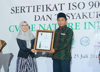 agen resmi de nature indonesia dikota Surakarta