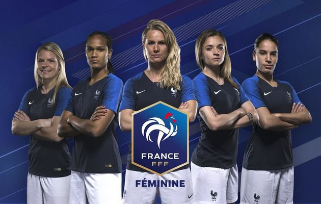 Football féminin : France vs Cameroun, le mardi 9 octobre à 20h50 sur W9