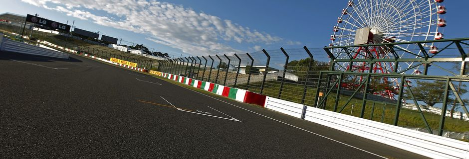 La F1 assure sa présence à Suzuka