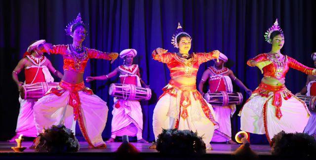 Danses sri lankaises