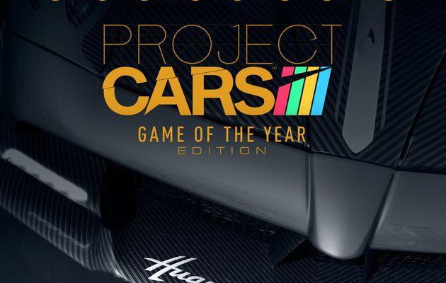 TEST de PROJECT CARS GAME OF THE YEAR EDITION (sur XBOX ONE): du contenu supplémentaire appréciable!