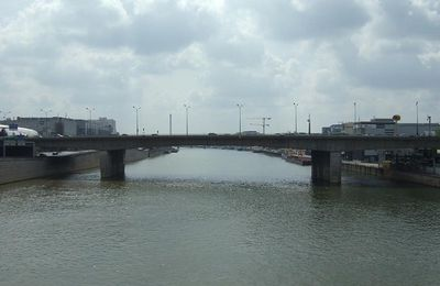 Les ponts de Paris: Le Pont Amont