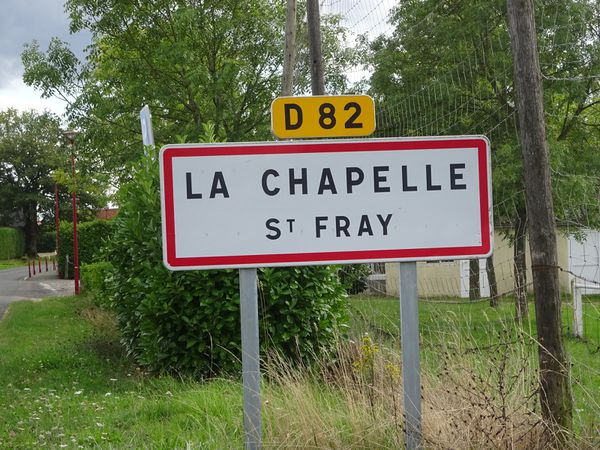 Chapelle St Fray