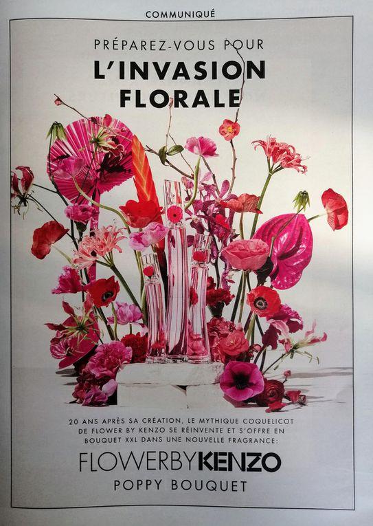 Flower Poppy Bouquet by KENZO