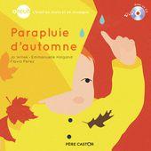 Parapluie d'automne. Jo WITEK, Emmanuelle HALGAND et Flavia PEREZ - 2020 (Dès la naissance) - VIVRELIVRE