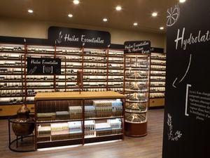 J'y étais à l'inauguration de la boutique-atelier Aroma-Zone du boulevard Haussmann !