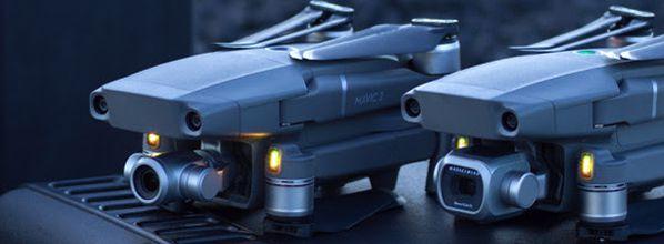DJI présente le Mavic 2 Pro et le Mavic 2 Zoom