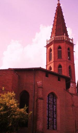 Relais de Tournay, Eglise des Minimes