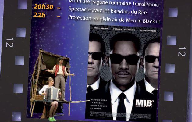 Cinéstival 2013 - EFFIAT - Vendredi 26 juillet 2013 - Men in Black 3