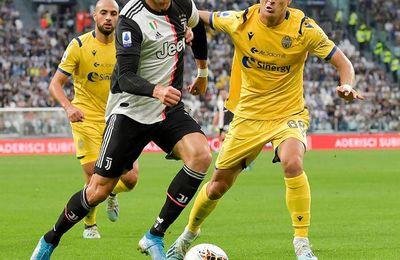 Sur quelle chaîne suivre Hellas Vérone / Juventus ce samedi ?