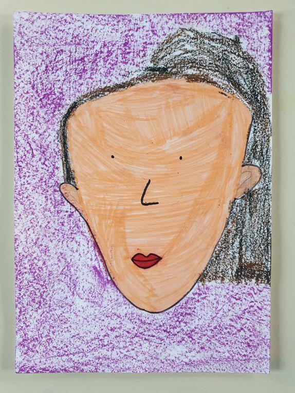Nos portraits CP-CE1 : Mais qui est qui???