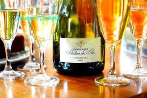 Champagne en biodynamie Michel Fagot, Exceptionnelle Cuvée Sélection des Clos, Premier Cru 2004