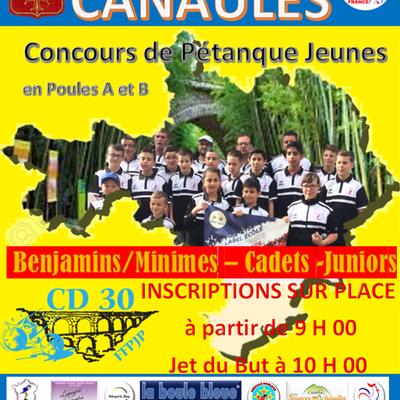 """Challenge EDUCNAUTE : Présentation de la 10ème étape CANAULES """"GARD"""""""