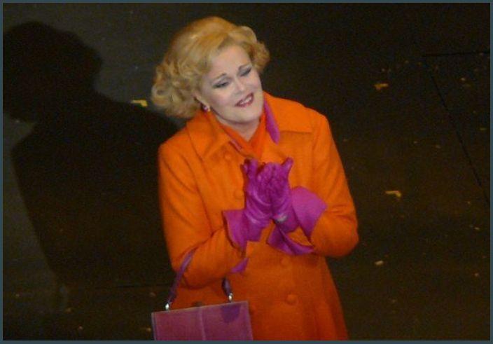 June Anderson (Pat Nixon)