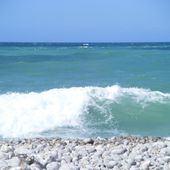 Aller se reposer en respirant l'océan - Hélène SF