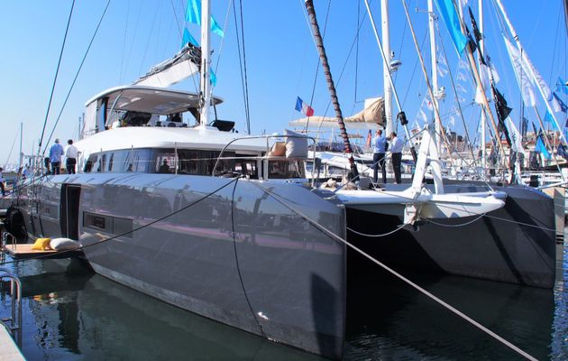 Exclusive - First shots of the new Lagoon Seventy 7
