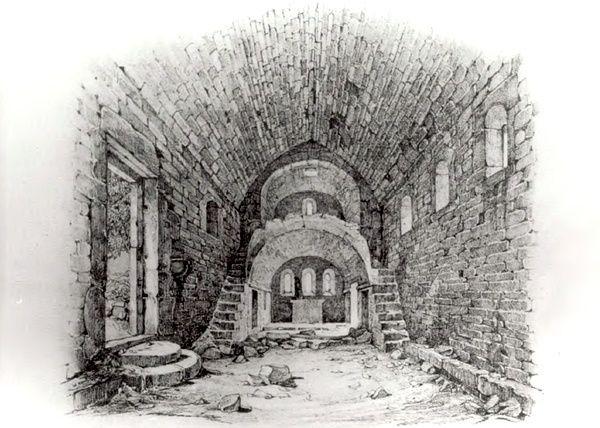 Dessins de Louis Laurent-Atthalin, août 1836