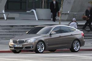 Premiers clichés de la BMW Série 3 GT!!!!