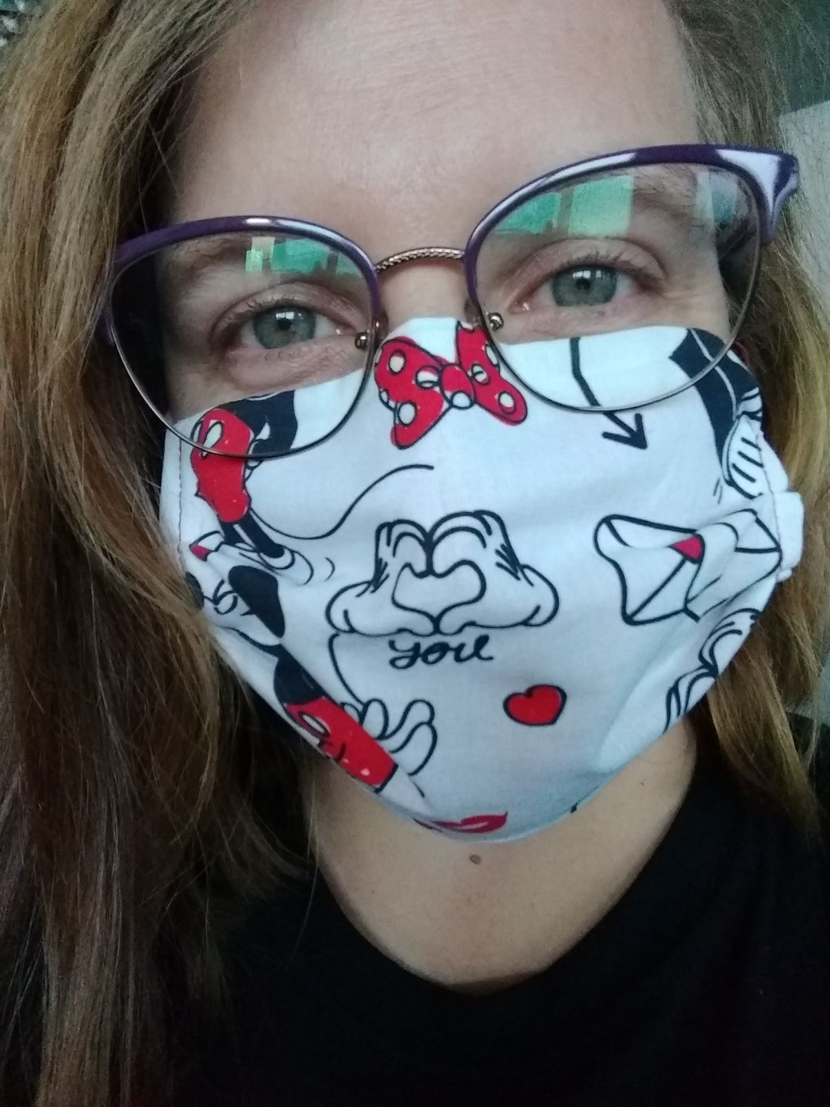 Masque taille adulte.8€