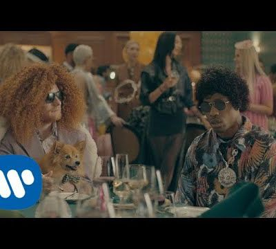Ed Sheeran et Travis Scott - Antisocial