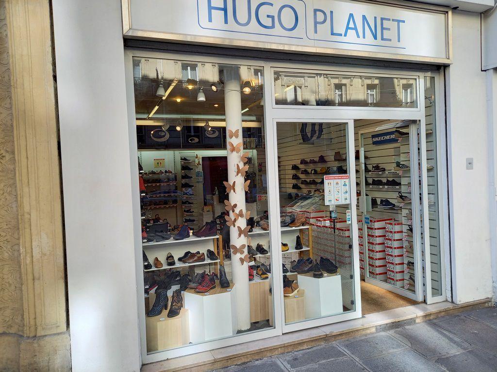 Chaussure confort Paris