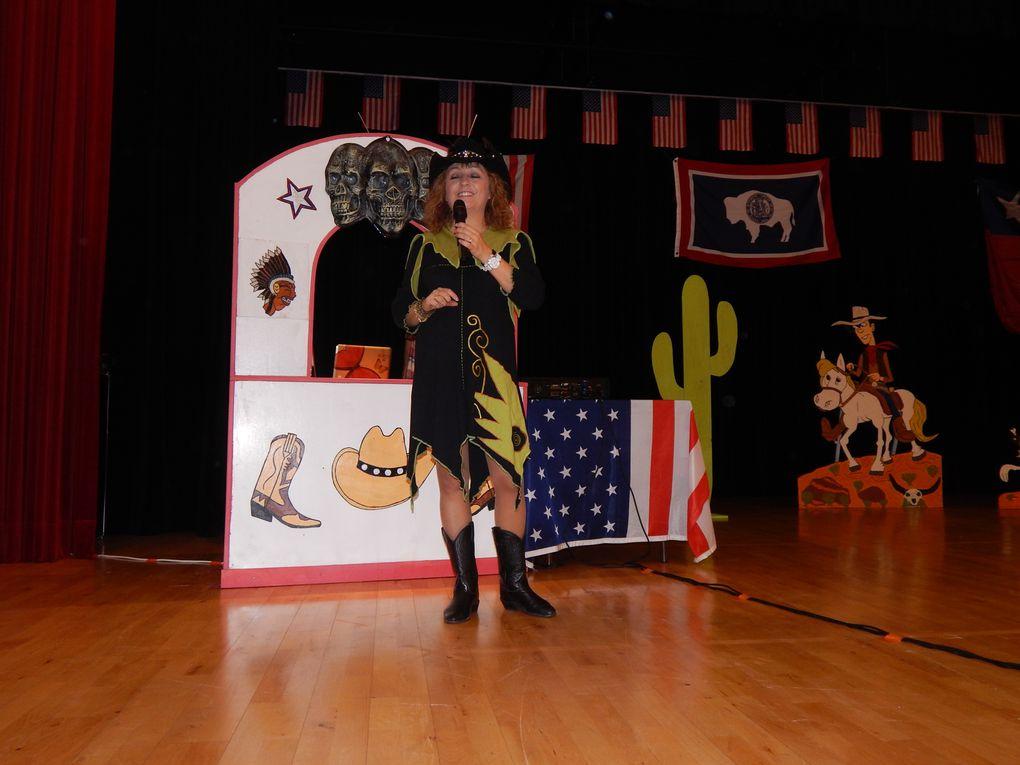 Très belle soirée de Country chez Laura à Dampierre, des danses pour tous le monde, une bien belle soirée