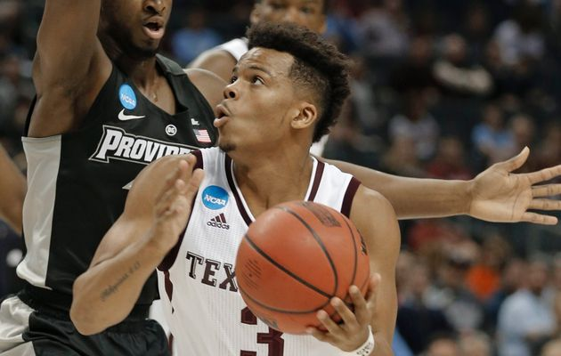 March Madness : Texas A&M vient à bout de Providence et se qualifie pour le second tour