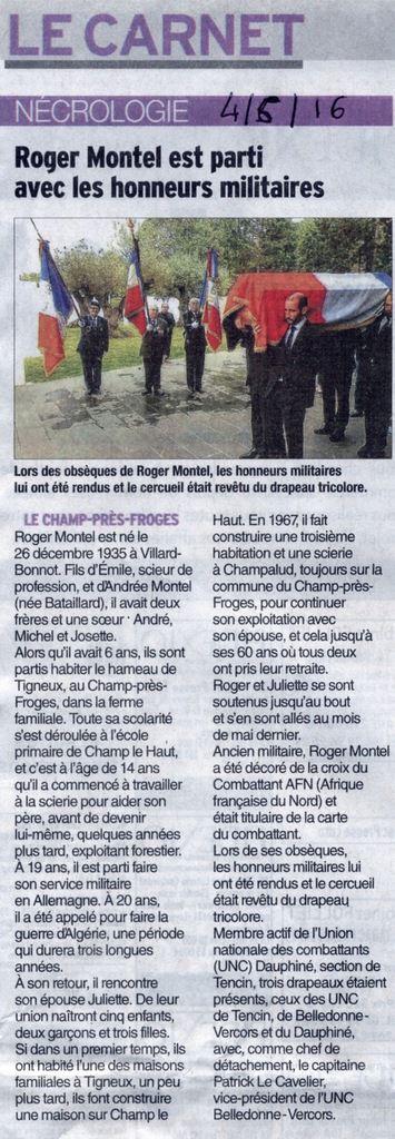 Roger Montel