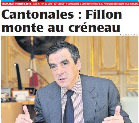 Réponse à François Fillon