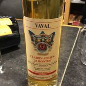 Vaval Clairin Ansyen ex-Caroni Cask For The Nectar Belgium - Passion du Whisky