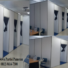 Panel Partisi R8, Sewa Fitting Room, Sewa Fitting Room R8