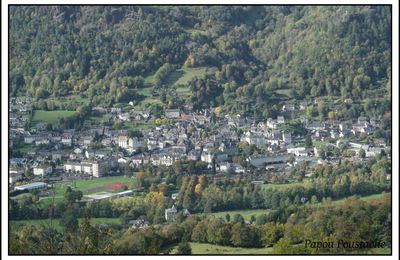 Les villages du Cantal: Vic sur Cère