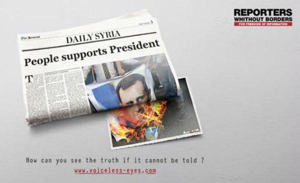 RSF facebook: ici