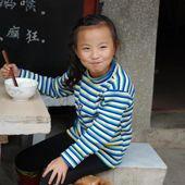YUNNAN, portraits d'enfants