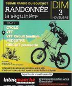 39eme RANDO DU BOUCHOT, LA SEGUINIERE (Sortie du 03/11/2019 / Ref. : 61446)